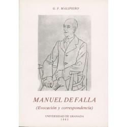 Manuel de Falla (evocación...