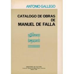 Catálogo de obras de Manuel...
