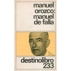 Manuel de Falla: historia...