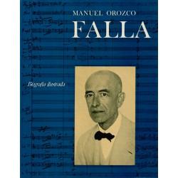 Falla : biografía ilustrada