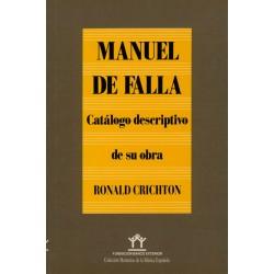 Manuel de Falla : catálogo...