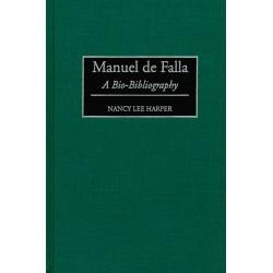 Manuel de Falla. A...