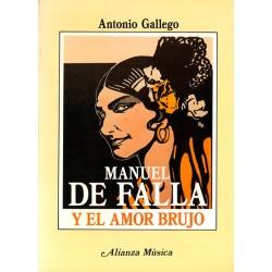 Manuel de Falla y 'El amor...