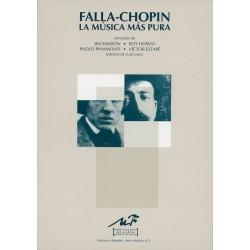 Falla-Chopin. La música más...