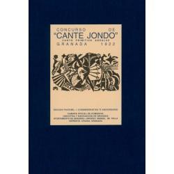 Concurso de «Cante Jondo»,...