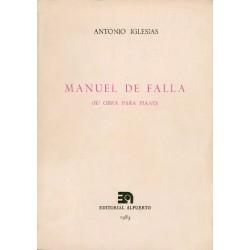Manuel de Falla (su obra...