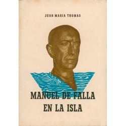 Manuel de Falla en la isla