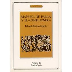 Manuel de Falla y el «cante...