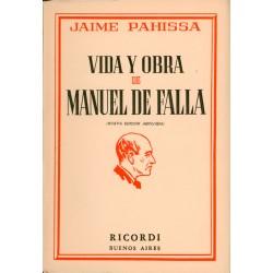 Vida y obra de Manuel de Falla