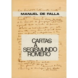 Cartas a Segismundo Romero